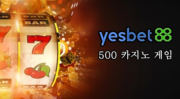 YesBet88 more than 500 casino games in Korea